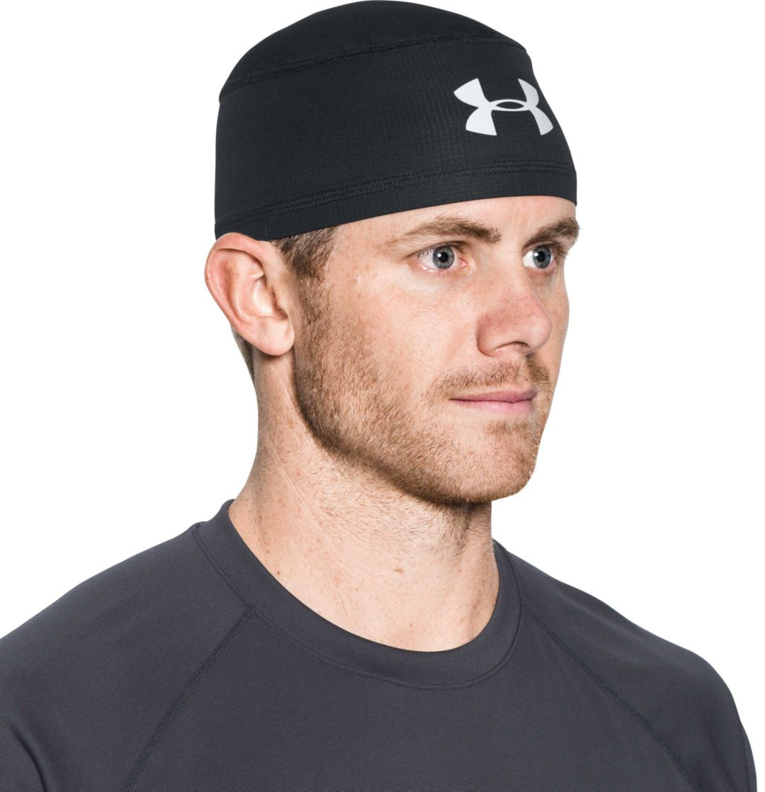 b9ad21ca Under Armour Men's ArmourVent Skull Cap