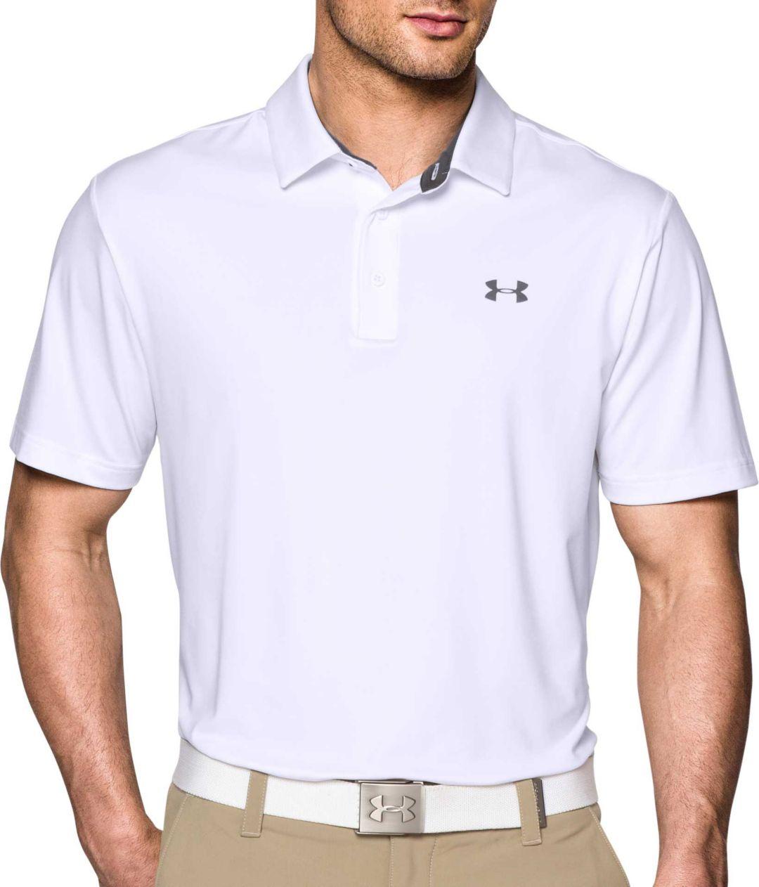 c20ebf11 Under Armour Men's Playoff Golf Polo - Big & Tall. noImageFound. Previous