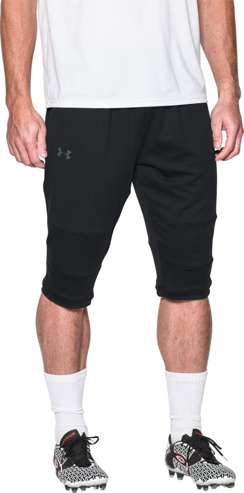 d3a76e63d Under Armour Men s Pitch Knit Three Quarter Length Soccer Pants.  noImageFound. Previous