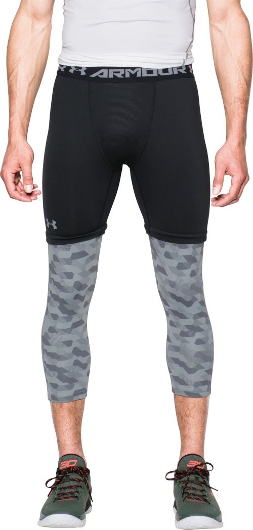 separation shoes 3fbcc 7410f Under Armour Men s SC30 Three Quarter Length Basketball Leggings.  noImageFound. Previous