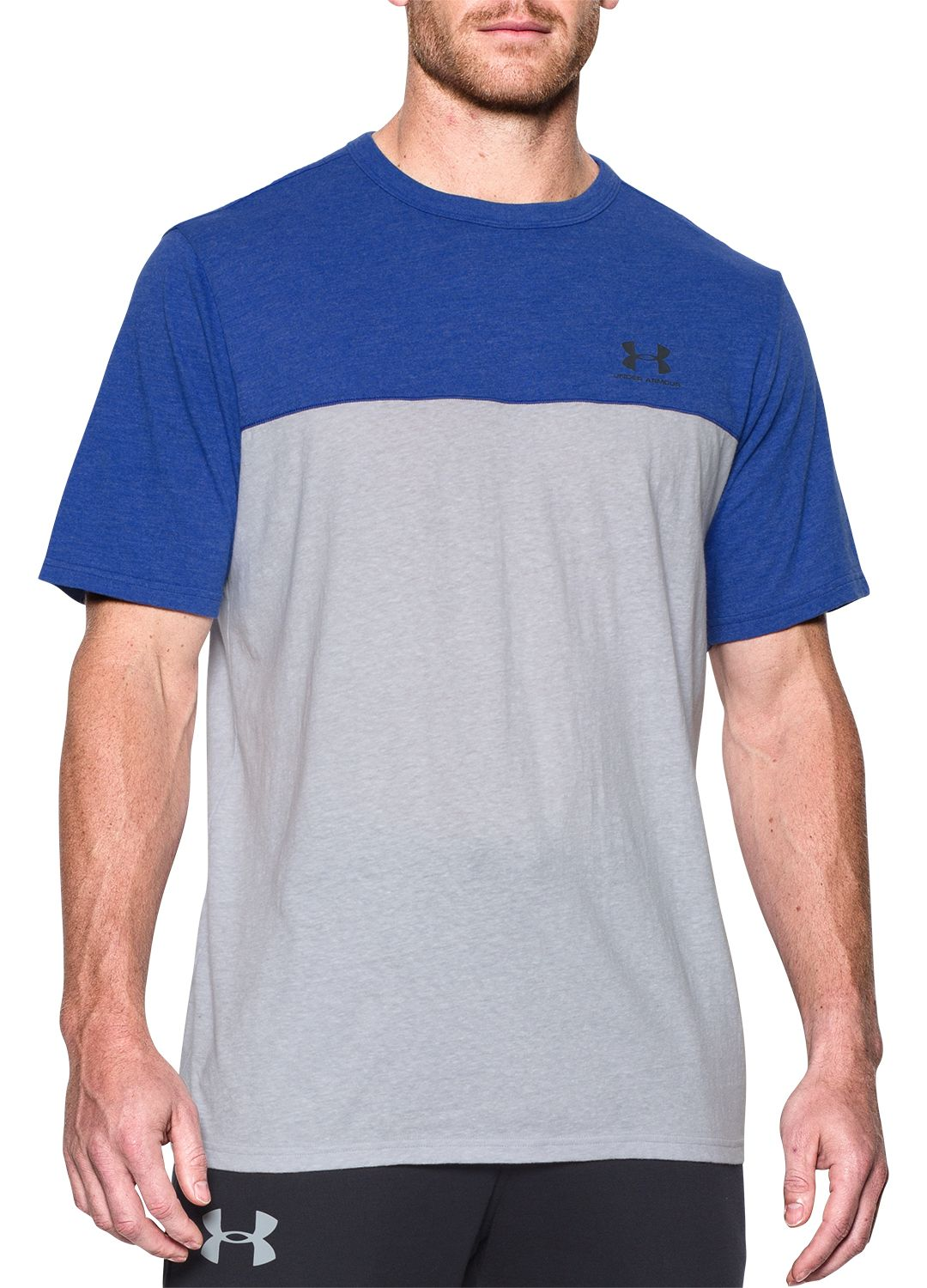 0be45bef Under Armour Men's Tri-Blend Sportstyle T-Shirt | DICK'S Sporting Goods