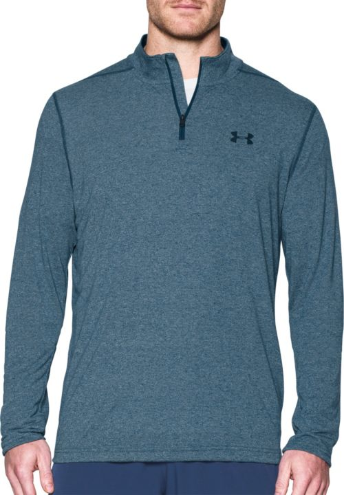 800f9ab3 Under Armour Men's Threadborne Siro Quarter-Zip Long Sleeve Shirt.  noImageFound. Previous