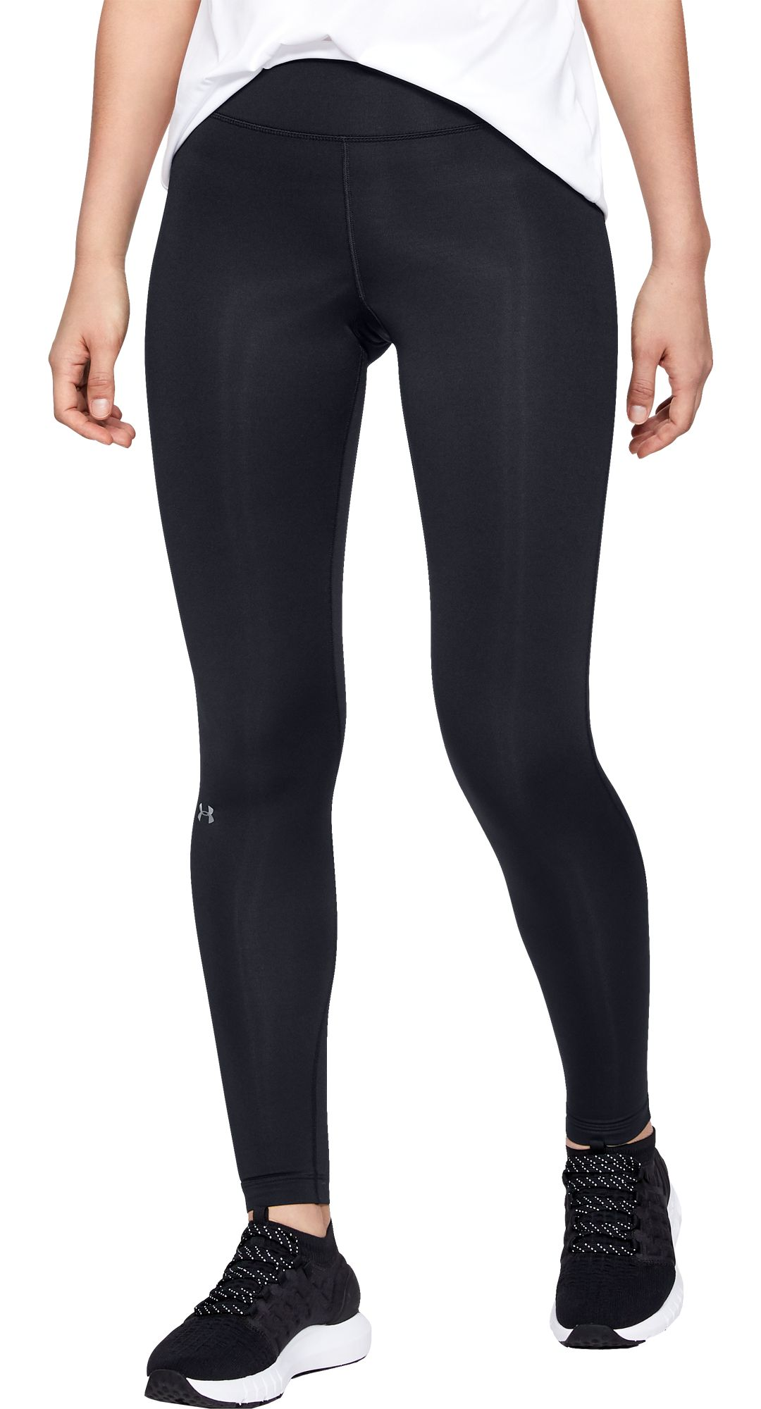 cdd353140e958 Under Armour Women's Authentic ColdGear Compression Leggings. noImageFound.  Previous