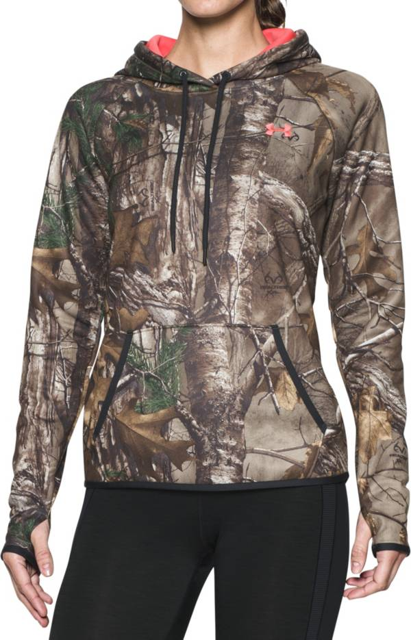 Under Armour Women's Icon Camo Hoodie product image
