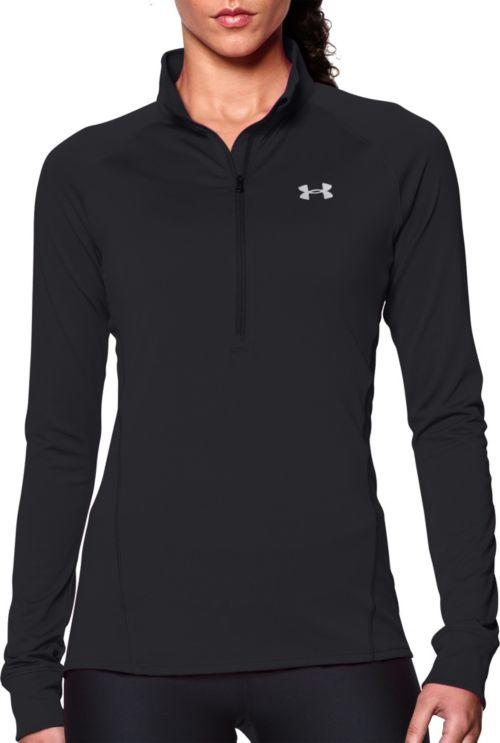 cc36bfb99f85 Under Armour Women s Tech Half Zip Long Sleeve Shirt