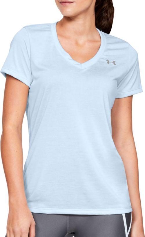 Under Armour Women s Twisted Tech V-Neck Shirt. noImageFound. Previous bb52d2967af