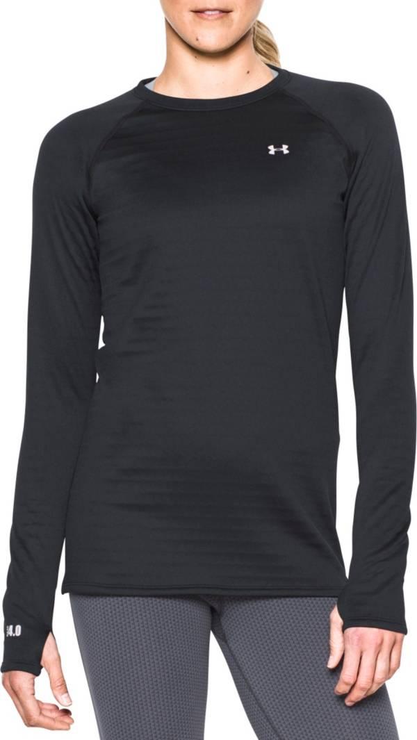 Under Armour Women's Base 4.0 Crew Long Sleeve Shirt product image
