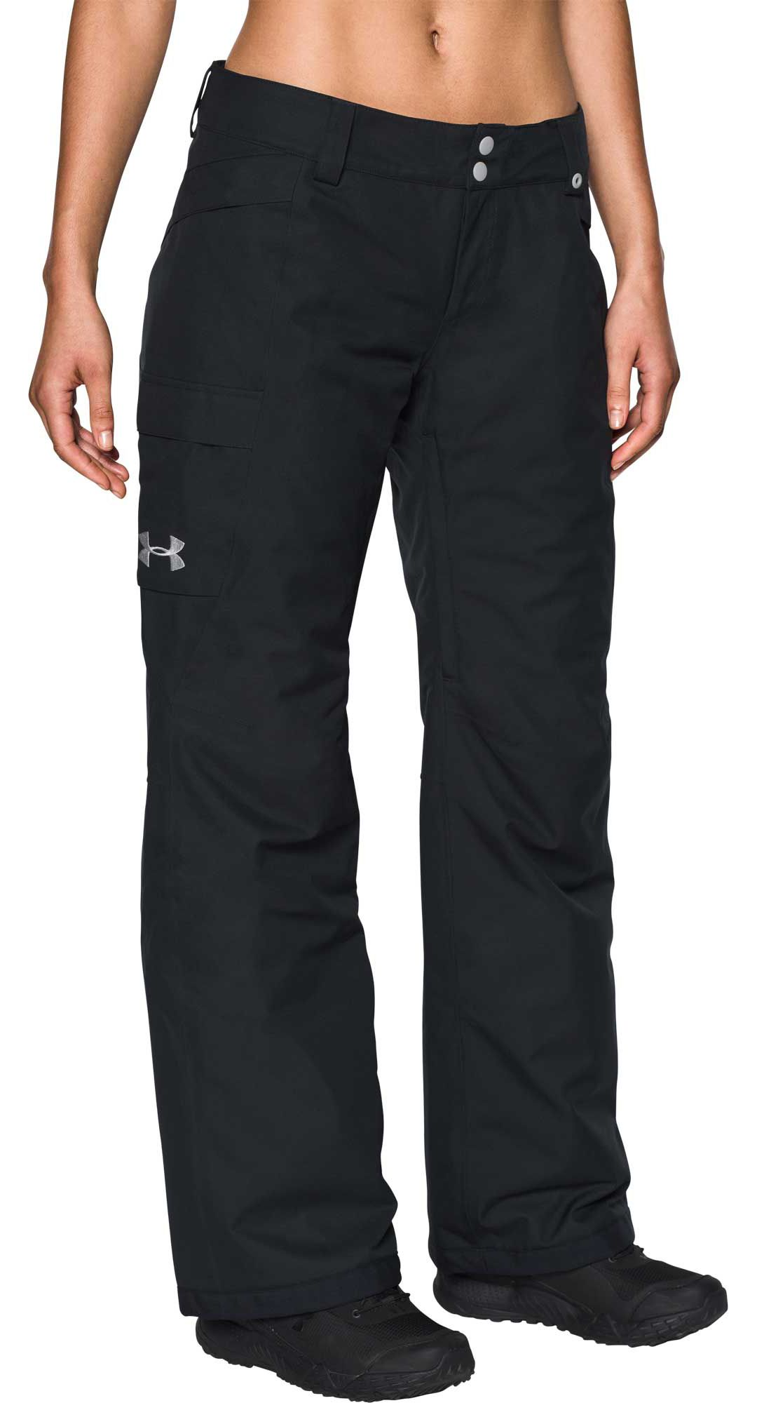 18b02cb95 Under Armour Women's ColdGear Infrared Chutes Insulated Pants.  noImageFound. Previous. 1