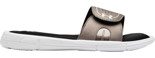 c88db257b5b Under Armour Women s Ignite VIII Slides. noImageFound. Previous