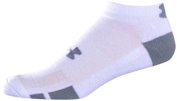 Under Armour Kids' Resistor Low Cut Athletic Socks 6 Pack product image