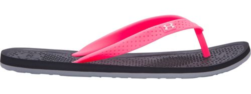 138a98471 Under Armour Kids  Atlantic Dune Flip Flops