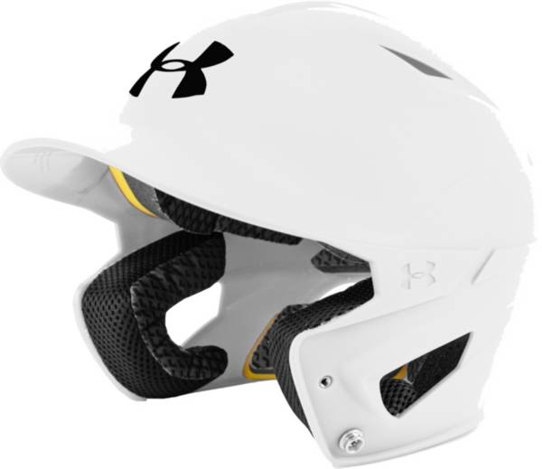Under Armour Junior Heater Matte Batting Helmet product image