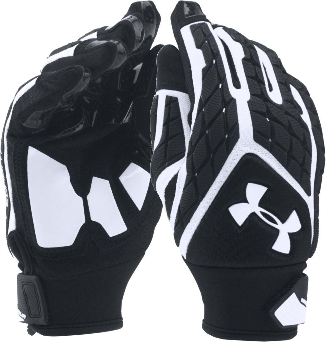 269b3bb8b1 Under Armour Youth Combat Full Finger Lineman Gloves. noImageFound. 1