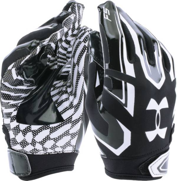 Under Armour Youth F5 Receiver Gloves product image
