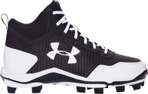 Under Armour Kids' Heater Mid TPU Baseball Cleats product image
