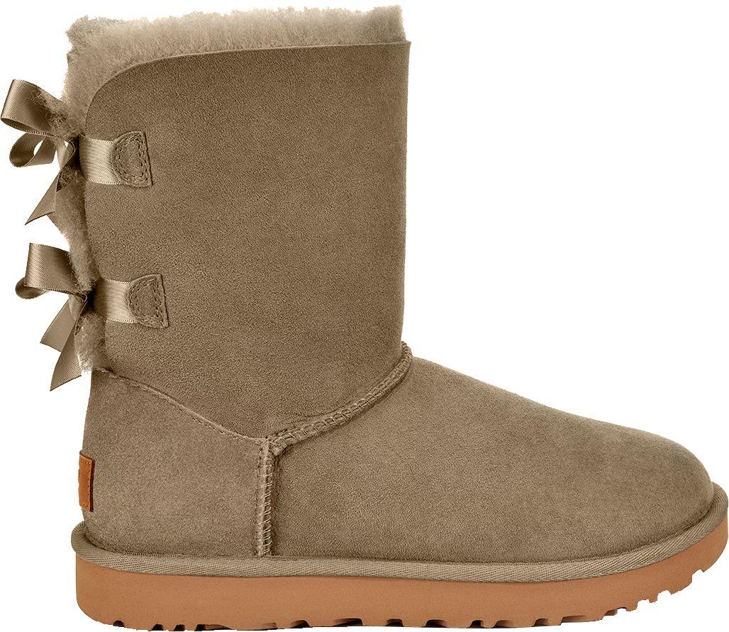 ugg women s bailey bow ii winter boots dick s sporting goods rh dickssportinggoods com