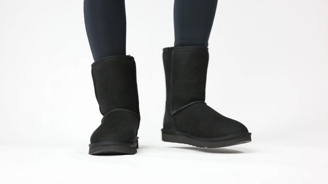 f61dc5634d5 UGG Australia Women's Classic Short II Winter Boots