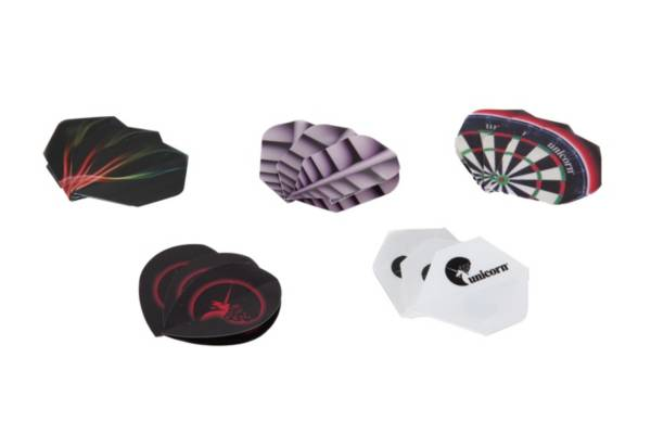 Unicorn Assorted Pack of Dart Flights product image