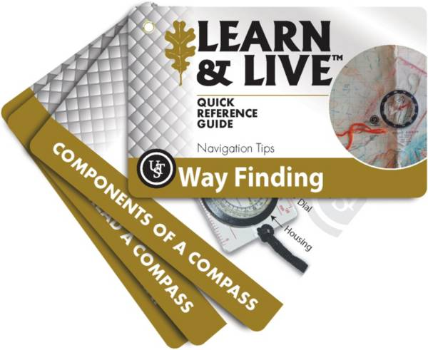 UST Way Finding Navigation Learn and Live Cards product image