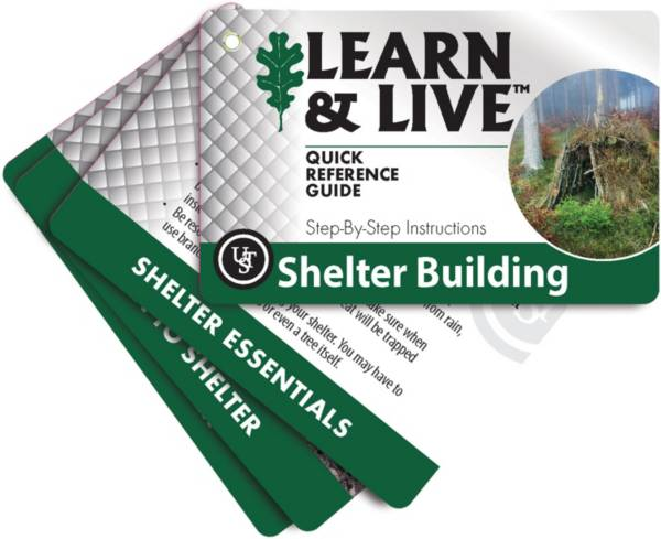 UST Shelter Building Learn and Live Cards product image