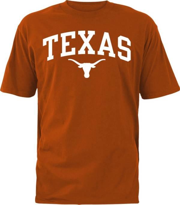 University of Texas Authentic Apparel Men's Texas Longhorns Burnt Orange Arch T-Shirt product image