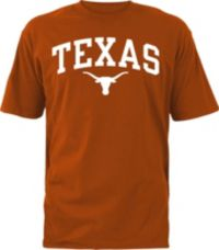 University of Texas Authentic Apparel NCAA Mens Worn Angry Arched Bevo T-Shirt