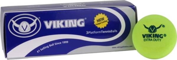 Viking Extra Duty Yellow Platform Tennis Balls product image