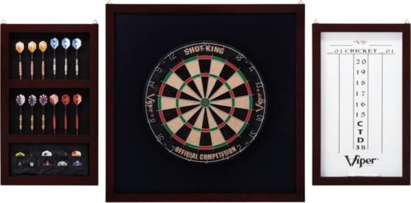 Viper Championship Dartboard Backboard Cabinet Set product image