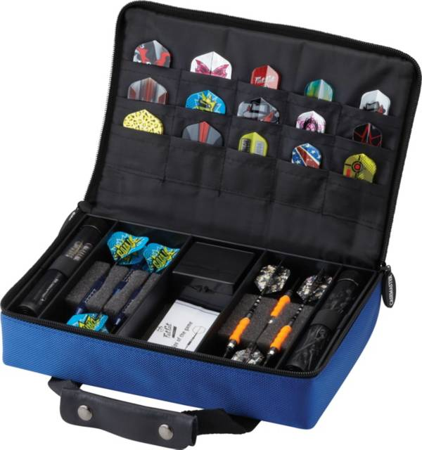 Casemaster Classic Blue Nylon Dart Case product image