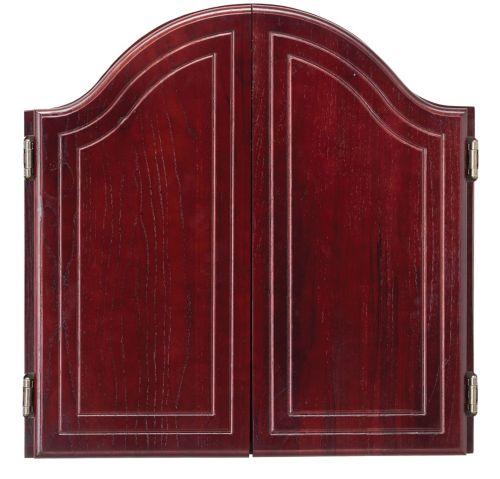 ca5e66096 Viper Cambridge Cabinet Mahogany Dartboard Cabinet | DICK'S Sporting Goods