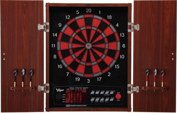 Viper Neptune Electronic Dartboard Cabinet product image