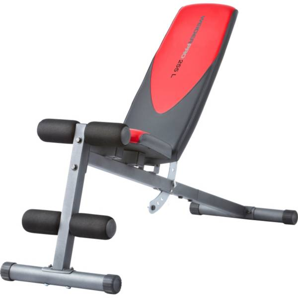 Weider Pro 255L Weight Bench product image