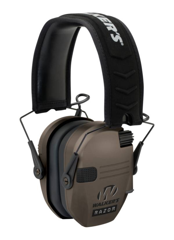 Walker's Game Ear Razor Series Slim Electronic Shooting Earmuffs product image