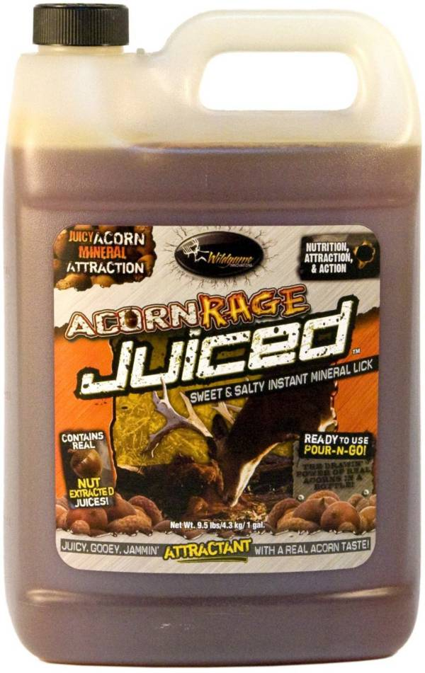 Wildgame Innovations Acorn Rage Juiced Deer Attractant product image