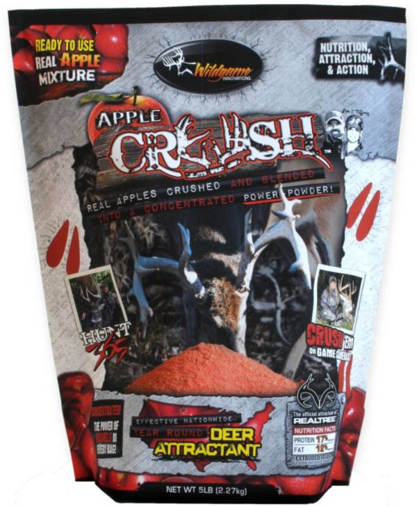 Wildgame Innovations Apple Crush Powder Deer Attractant product image