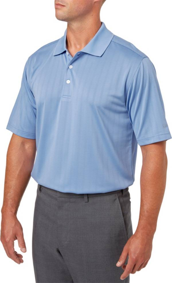 Walter Hagen Essentials Textured Solid Polo product image