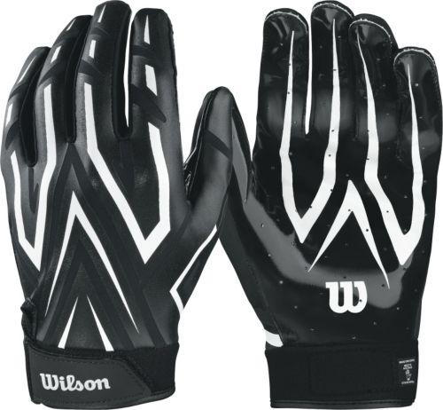 ddde40addda Wilson Adult MVP Clutch Skill Receiver Gloves. noImageFound. 1