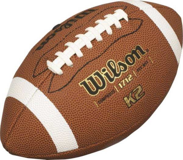 Wilson K2 Composite Pee Wee Football product image