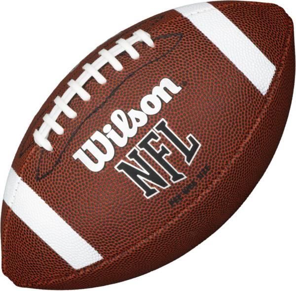 TDS TDJ Cheap Official Junior Bin Ball NEW Wilson NFL American Football