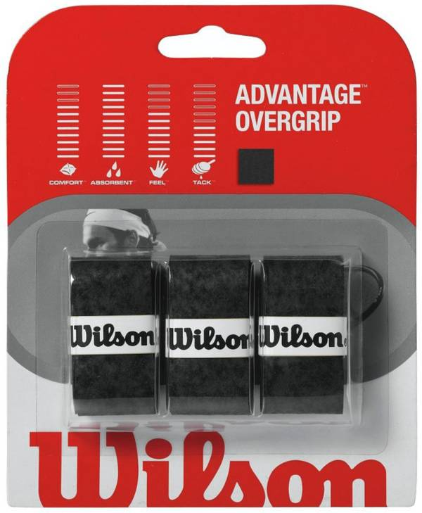 Wilson Advantage Overgrips - 3 Pack product image