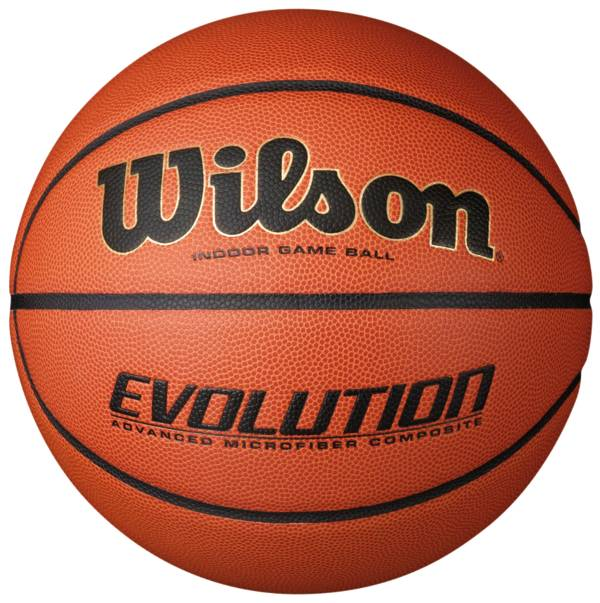 "Wilson Official Evolution Basketball 29.5"" product image"