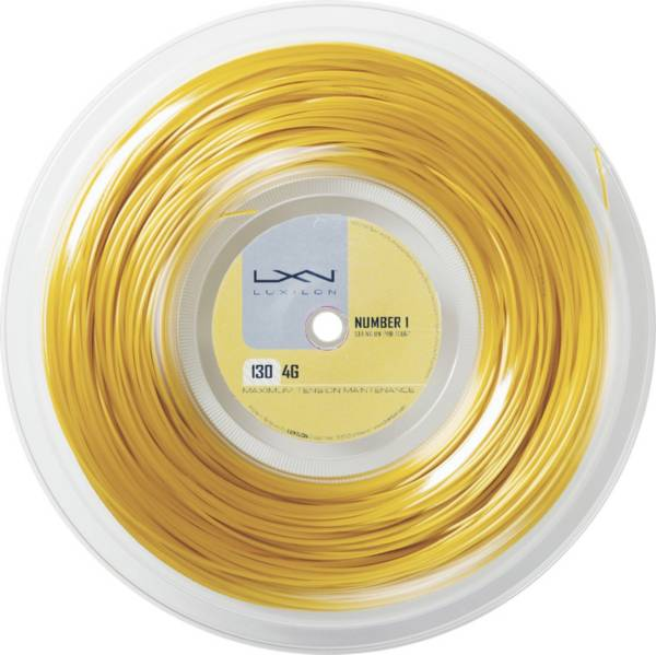 Luxilon 4G Soft 16 Tennis String – 200M Reel product image