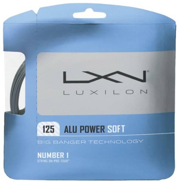 Luxilon ALU Power Soft 16L Tennis String – 12.2M Set product image