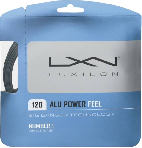 Luxilon ALU Power Feel 18 Tennis String – 12.2M Set product image