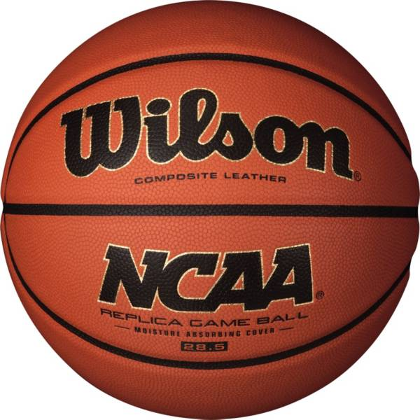 "Wilson NCAA Replica Game Basketball (28.5"") product image"