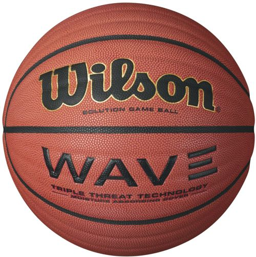 8745dce70e9 Wilson Wave Solution Game Official Basketball (29.5