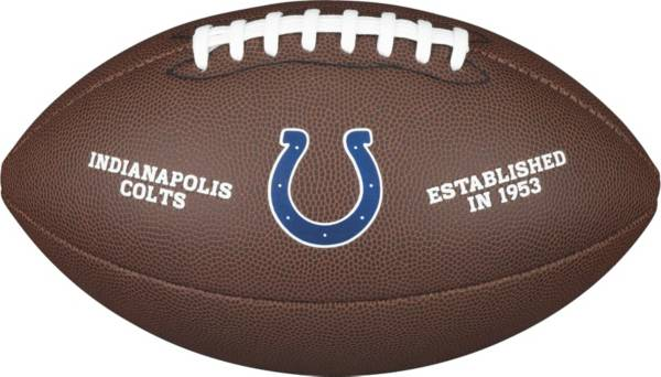 Wilson Indianapolis Colts Composite Official-Size Football product image