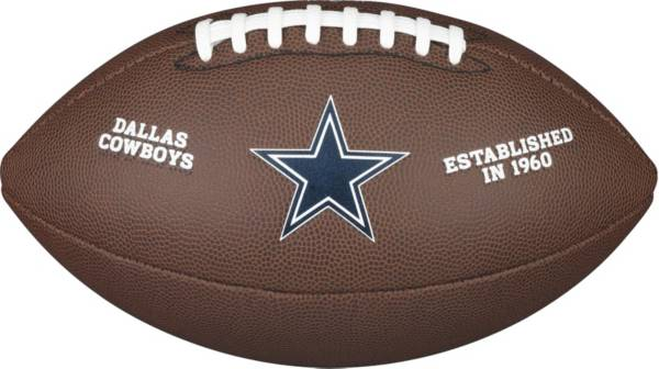 Wilson Dallas Cowboys Composite Official-Size Football product image