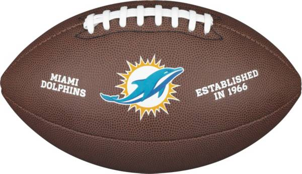 Wilson Miami Dolphins Composite Official-Size Football product image