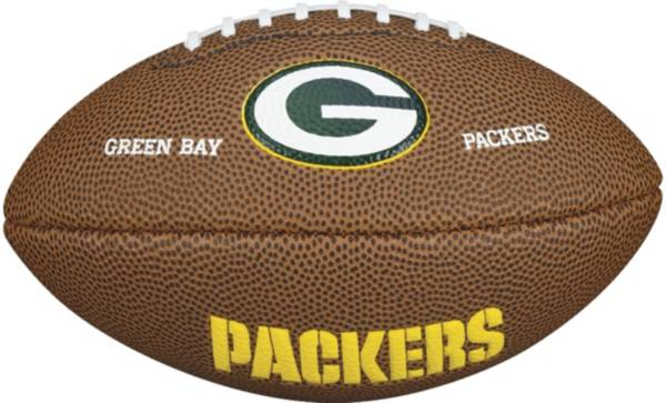 Wilson Green Bay Packers Touch Mini Football product image